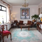 Ireland: co. Kerry - Dingle - Pax Guest House: Reception