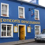 Ireland: co. Kerry - Dingle - Fenton's Restaurant, Green Street
