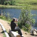 Lakeside at Lake Isobel
