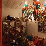 Un petit salon du Dar