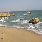 Praia da dona Anna