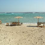 petite plage très prisée