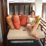 Our Room's Balcony