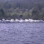 Loch Lommond boat trip