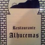Carta Restaurante Alhucemas