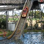 Rainbows End Log Flume