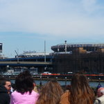 Old and New Yankee Stadiums