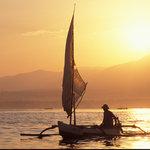 Balinese fisherman, early morning (19473505)