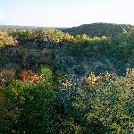 The quarry.