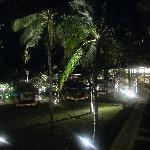 View From Hotel's Room