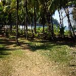 Nearby beach, Playa de Ventanas