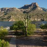 Foto de Apache Lake Marina and Resort