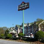 Coumty inn and suites