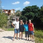 Semana Santa/09.Disfrutando con nuestro amigos Adri y José de Junín