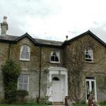 Farnham Farmhouse, Dorset - the front