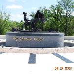 Ray Charles Bronze Sculpture