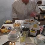 Hotel Bologna: breakfast