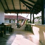 balcony of 3 bedroom condo