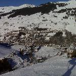 Hinterglemm village