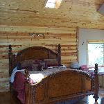 Huge King size bed