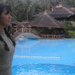 Main swinning pool