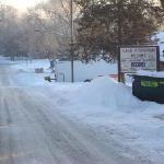 Entrance to Lake Wisconsin Resort