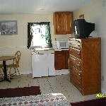 This is anoter pic of Rm. # 17, which has a kitchen.