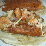 the shrimp taco