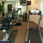 big fitness center