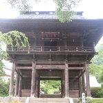 景徳院の山門