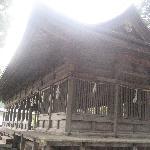 前宮の十間廊