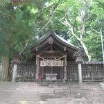 前宮の拝殿