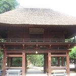 茂林寺山門