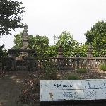 善導寺の榊原康政の墓