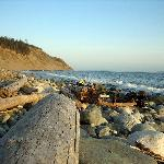 Fort Ebey State Park Beach