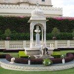 udaipur palace residence compound