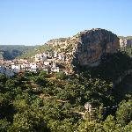 Chulilla landscape- 5 mins away