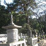 松平家代々の霊廟