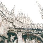 The beautiful Duomo up close