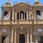 Basilica Soluntina - facciata