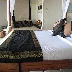 CHAMBRE BEACH FRONT DELUXE