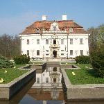 Palac Kraskow - main building
