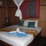 Our room at Mayalay