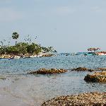 The Beach at Frenchman's Reef in Treasure Beach