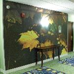 cool hall painting