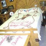 Gene Autry themed bedroom