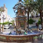 Plaza de Espana, Vejer de la Frontera