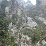 Staircase to Heaven(ly Capital Peak)