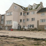 On the Beach Hotel.  Rooms with a View Schoooners Hotel St Mary's