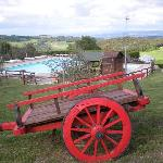 Il Borgo di Mariano - La piscina